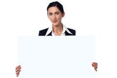 ¡Promovemos su negocio! imágenes de archivo libres de regalías