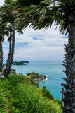 Promthep Cape. One of the most popular destination everyone must visit, Phuket, Thailand Stock Photo