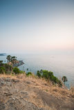 Promthep Cape in Phuket Royalty Free Stock Image