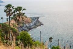 Promthep Cape in Phuket Stock Image