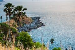 Promthep Cape in Phuket Royalty Free Stock Photography