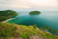 Promthep Cape, Phuket Thailand Royalty Free Stock Photos