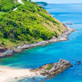 Promthep Cape, Phuket Thailand Stock Photos