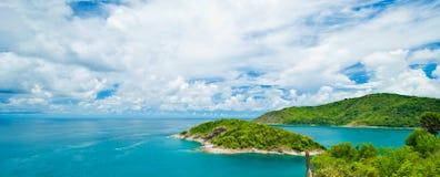Promthep Cape, Phuket Thailand Stock Photos
