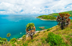 Promthep Cape, Phuket Thailand Royalty Free Stock Photos