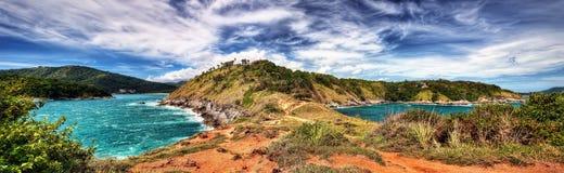 Promthep Cape Phuket Thailand Stock Images