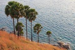 Promthep-Kap Phuket Thailand Lizenzfreies Stockfoto