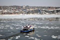 promu łódkowaty transport zdjęcia royalty free