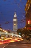 Promu Budynek San Fransisco zdjęcia royalty free