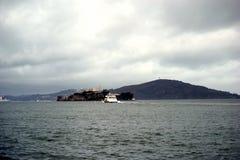 Promy Alcatraz Obraz Stock