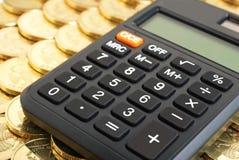 Pronóstico financiero. Fotos de archivo libres de regalías
