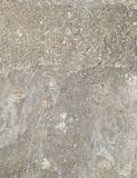 Pronounced effect crack in a wall wallpaper background. Pronounced effect crack in a abstract geo wall with extra textures isolated object detail, stone or rock Stock Photo