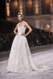 Pronovia 2014 Bacelona Bridal week Stock Photography