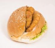 Prons burger Stock Photography