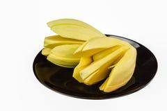 Pronto da mangiare crudo del mango immagini stock libere da diritti