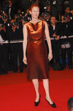 Proof,Tilda Swinton. Tilda Swinton at screening for Death Proof at the 60th Annual International Film Festival de Cannes. May 22, 2007 Cannes, France. 2007 Paul stock photo