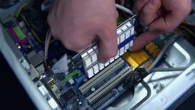 Propósito superior de quitar la tarjeta gráfica de la PC