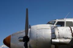 Prop Plane 1 Stock Image