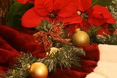 Propagação do Natal Fotografia de Stock