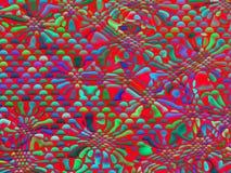 Propaganda abstrata, geométrico colorido, fundo do ornamento do inclinação fotos de stock royalty free