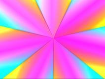 Propaganda abstrata, rosa, inclinação, fundo dinâmico calidoscópico imagens de stock