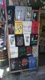 Propalästinensert-shirts für Verkauf in Jerusalem Lizenzfreie Stockfotografie
