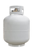 Propane tank. Propane Cyl. isolated on a white background