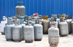 propane tanks Stock Photos