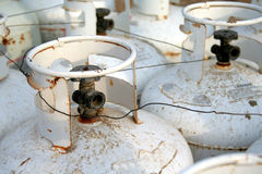 Propane Tanks Stock Images