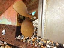 Propeller Royaltyfri Foto