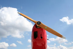 Propeller Stockfoto