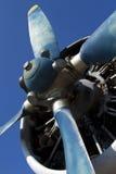 propeller Arkivfoto