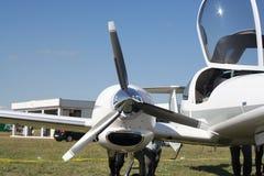 Propeller royalty-vrije stock fotografie