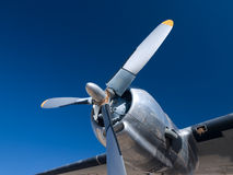 Propeller Royalty Free Stock Photography