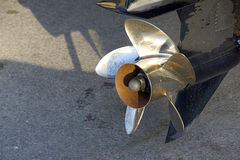 propeller Royaltyfri Fotografi