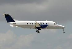 Propeller airplane Royalty Free Stock Photos