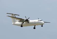 Propeller airplane Stock Photos