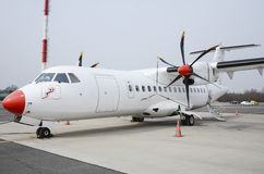 Propeller Airplane Stock Images