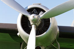 Propeller Engine Stock Images
