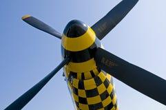 propeller för blad fyra Fotografering för Bildbyråer