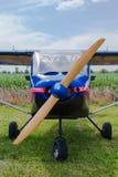 Propeller Of A Fixed Wing Aircraft Stock Photos