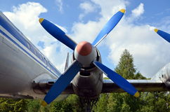 Propeller Royalty Free Stock Image