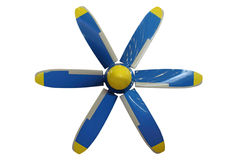 Propeller plane Stock Images