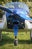 Propeller plane Royalty Free Stock Photos
