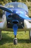 Propeller plane Royalty Free Stock Photos