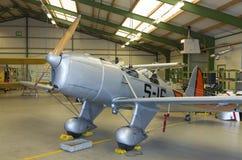 Propeller plane Stock Photos