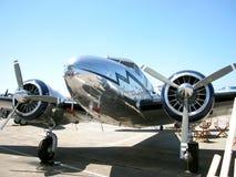 Propeller plane Stock Photo