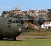 Propellers van de Hercules Royalty-vrije Stock Afbeeldingen