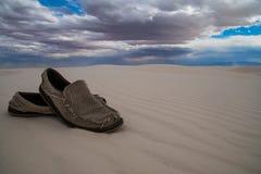 Proper Footwear Is Essential royalty free stock image