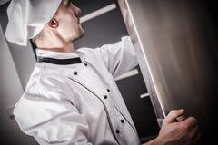 Proper Restaurant Food Storage Royalty Free Stock Photo